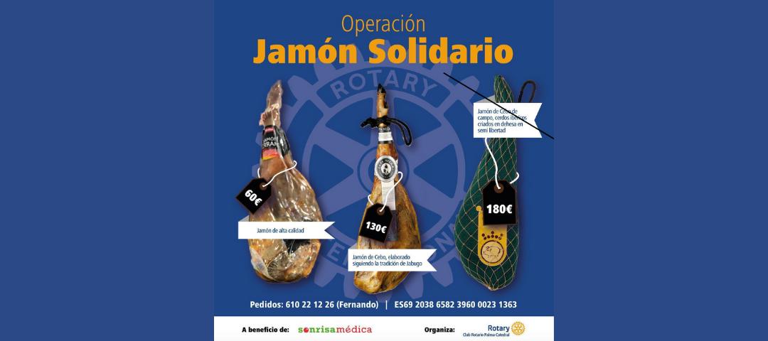 La Navidad solidaria del Rotary Club Palma Catedral