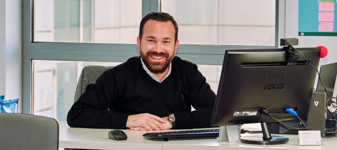 Xavi March, CEO de Refineria web
